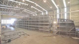 Picchiotti Yachts : 73m M/Y Grace E : Under Construction