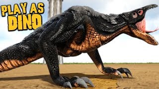 IT'S HERE! .. SKULL CRAWLER & BIGGEST Ark Play As Dino Update Yet - Ark Survival Evolved