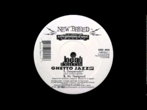Beat Demons - Ghetto Jazz EP