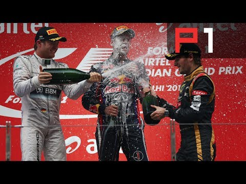 Sebastian Vettel wins 2013 F1 Championship - Season in pictures...