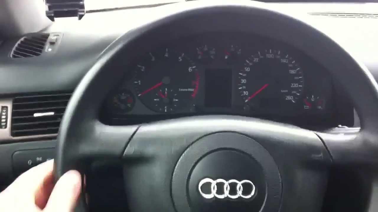 Audi A6 C5 Problem Maglownica Cz 2 YouTube