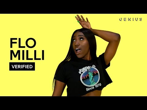 "Flo Milli ""Beef FloMix""   & Meaning  Verified"