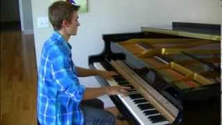 Michael Jackson ft. Akon: Hold My Hand (Elliott Spenner Piano Cover)