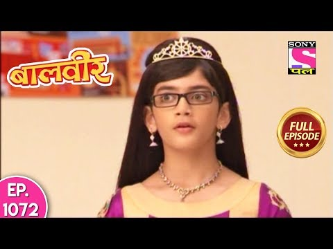 Baal Veer - Full Episode  1072 -  21st   August, 2018