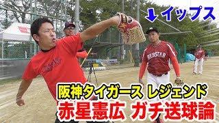 阪神のレジェンド赤星さんの送球論!聞いていると・・ライパチはイップスだと判明。 thumbnail