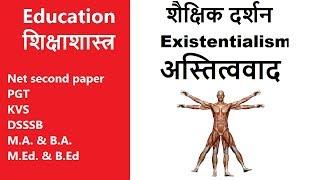 अस्तित्ववाद Existentialism