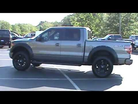 for sale new 2013 ford f 150 fx4 custom stk 30763 youtube. Black Bedroom Furniture Sets. Home Design Ideas