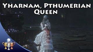 Bloodborne - Yharnam, Pthumerian Queen - Living String & Great Pthumeru Ihyll Chalice