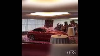 Подарок на свадьбу в Лотте Отеле