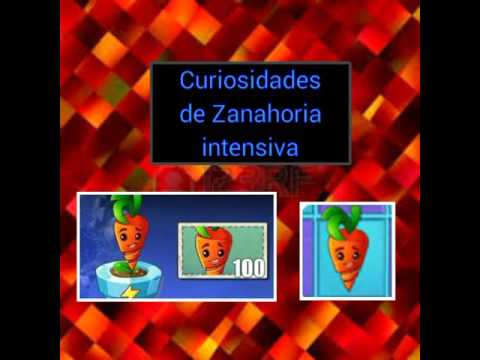 Curiosidades De Zanahoria Intensiva Pvz 2 Youtube Pvz 2 mod will help you get familiar with the gameplay with some of the most basic and easy to understand instructions. youtube