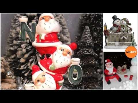 Outdoor Christmas - Christmas Figurines