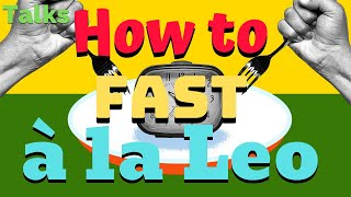 How to Fast