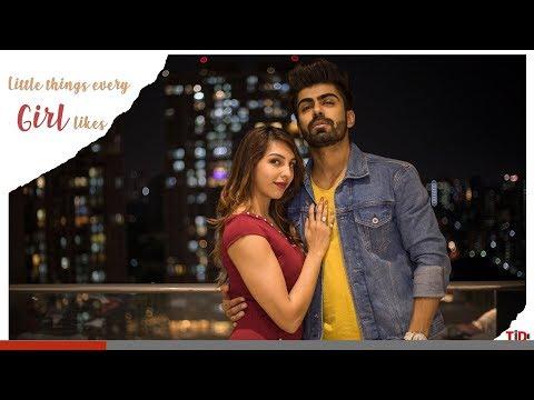 TID| Little things every girl likes| Akash Chaudhary, Nibedita Pal