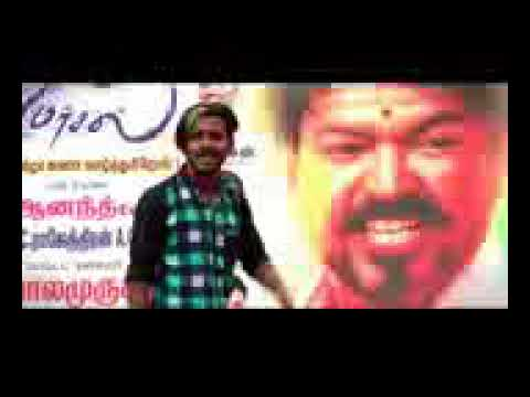 chennai Gana DINESHofficial video Mersal Vijay SONG  HD video