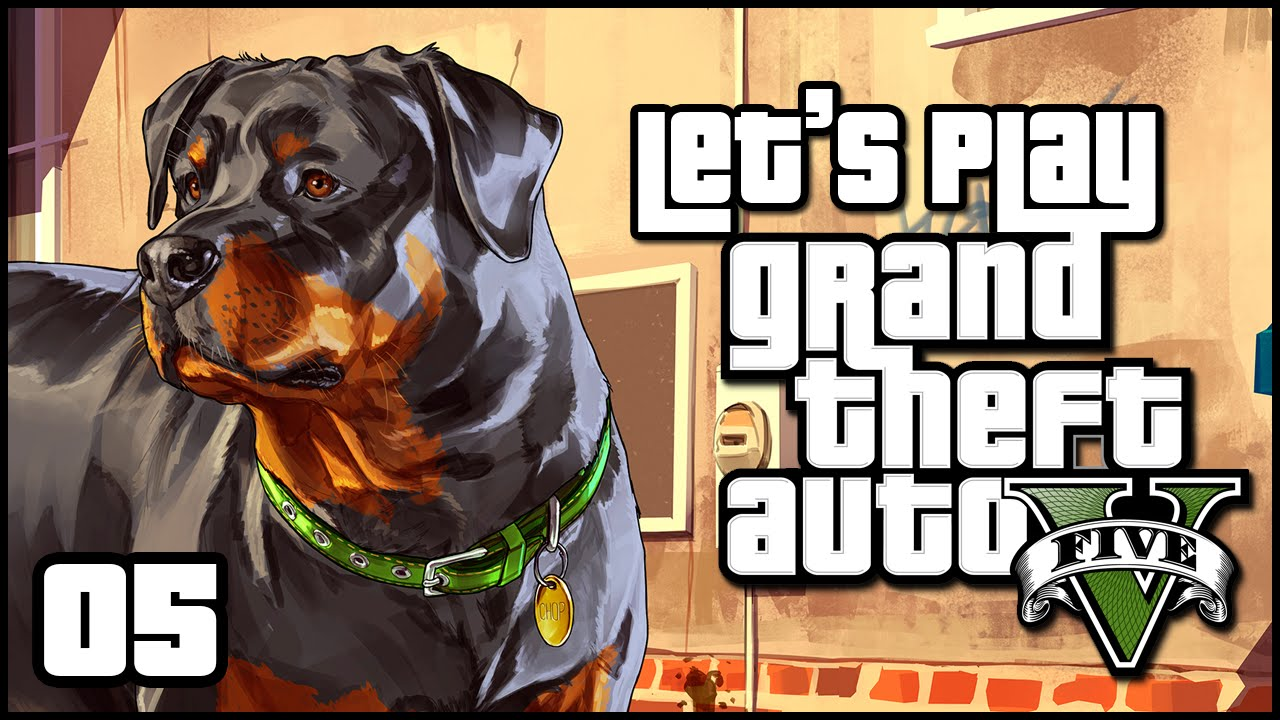Let's Play - Grand Theft Auto V (Ep. 5 -