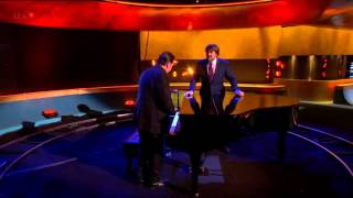 Music : Boogie Woogie : TV Clip, Jools Holland talking about Boogie Woogie Piano Music
