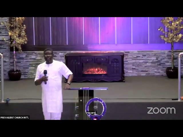 School of Purpose (SoP) 03.08.21- Apostle Diran