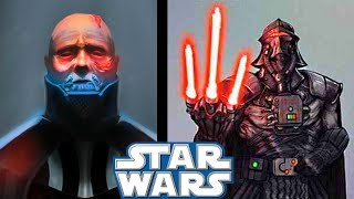 The TERRIFYING Stories That Were Told About Darth Vader(CANON)!! - Star Wars Explained