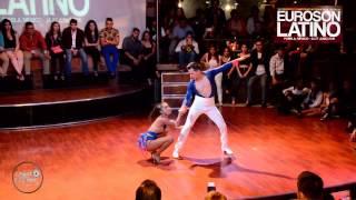 Luis y Arlette Categoria Parejas Profesional Eliminatoria