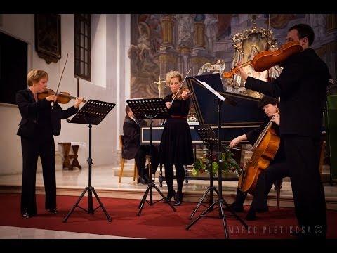 Pachelbel's Canon  Croatian Baroque Ensemble