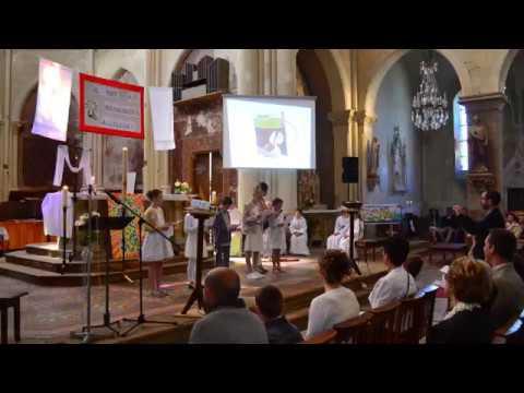 Première Communion - 21 Mai 2017 - Le Longeron