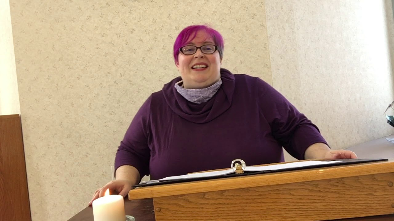 Nov. 22 sermon, announcements and benediction