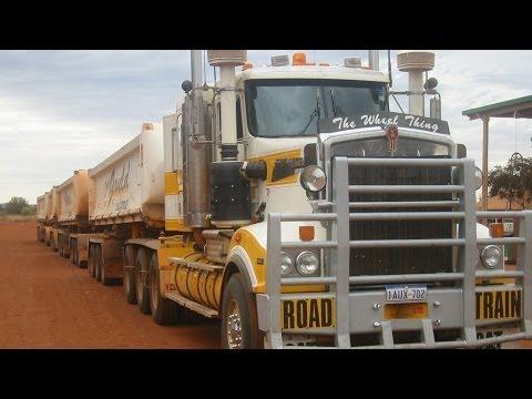 Outback Trucking Australia