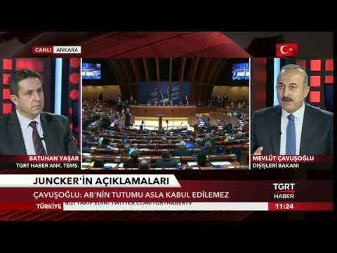 Özel Röportaj - Dışişleri Bakanı Mevlüt Çavuşoğlu (05.08.2016)