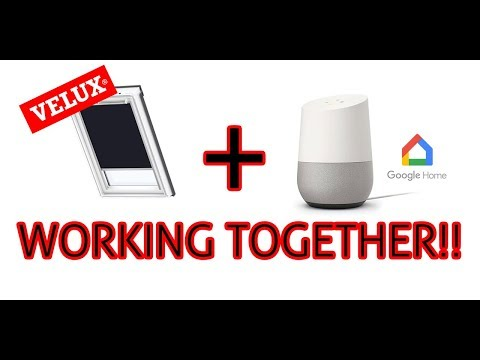 velux-solar-blinds-finally-working-with-google-home!