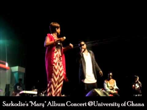"Sarkodie's ""Mary"" Album Concert @University of Ghana."