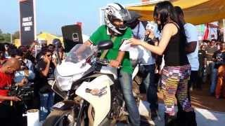 Indian LOUDEST BIKE, Honda CBR 250r