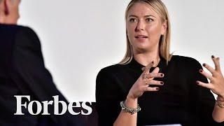 Tennis Star Maria Sharapova On Marketing With Social Media | Forbes