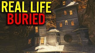 Buried in Real Life (Storyline, Location and History)