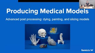 [TUTORIAL] Producing 3D Models for Healthcare with Kyle Babbitt