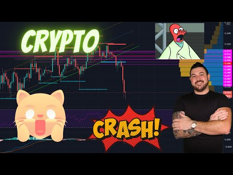 Emergency!! Crypto Crash Coming Soon!!! LEGAL ACTION TAKEN!!! Bitcoin, Ethereum, and XRP Updates!!