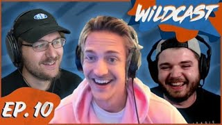 How Ninja went from selling noodles to gaming MEGA STAR... | (WILDCAST Ep. 10 ft. Ninja)