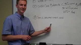 Credit Repair Secrets - How to increase your credit score with 3 simple tips