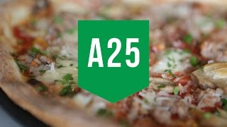 Melbourne's Munchies: A25