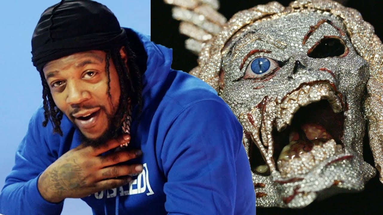 Rowdy Rebel Shows Off His Insane Jewelry Collection | On the Rocks