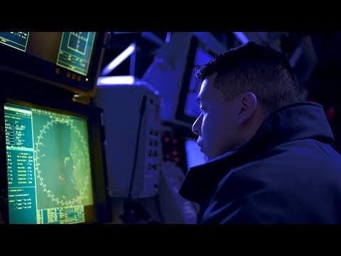 Navy Cryptologic Technician – CT Mp3
