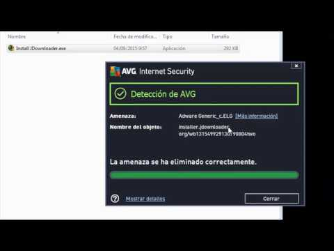 Solved JDownloader Problema con VIRUS - YouTube