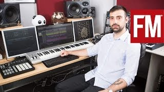 Stefano Ritteri In The Studio With Future Music
