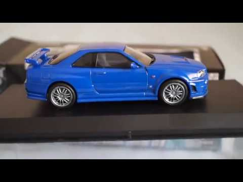 Fast And Furious Greenlight Collectibles Brians 2002 Nissan Skyline