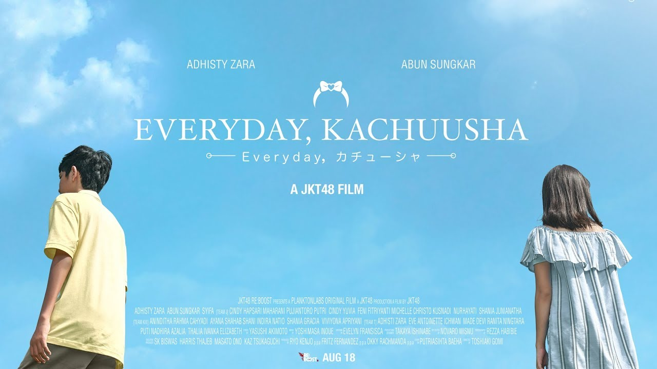 [MV] Everyday, Kachuusha - JKT48 (Story Version)