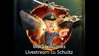 Livestream World of Tanks - cont de presa