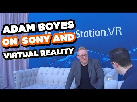 Sony VP on Sony VR - GDC 2016