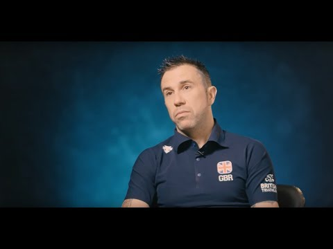 Andy Lewis MBE, Paralympic Gold Medalist | White & Case LLP