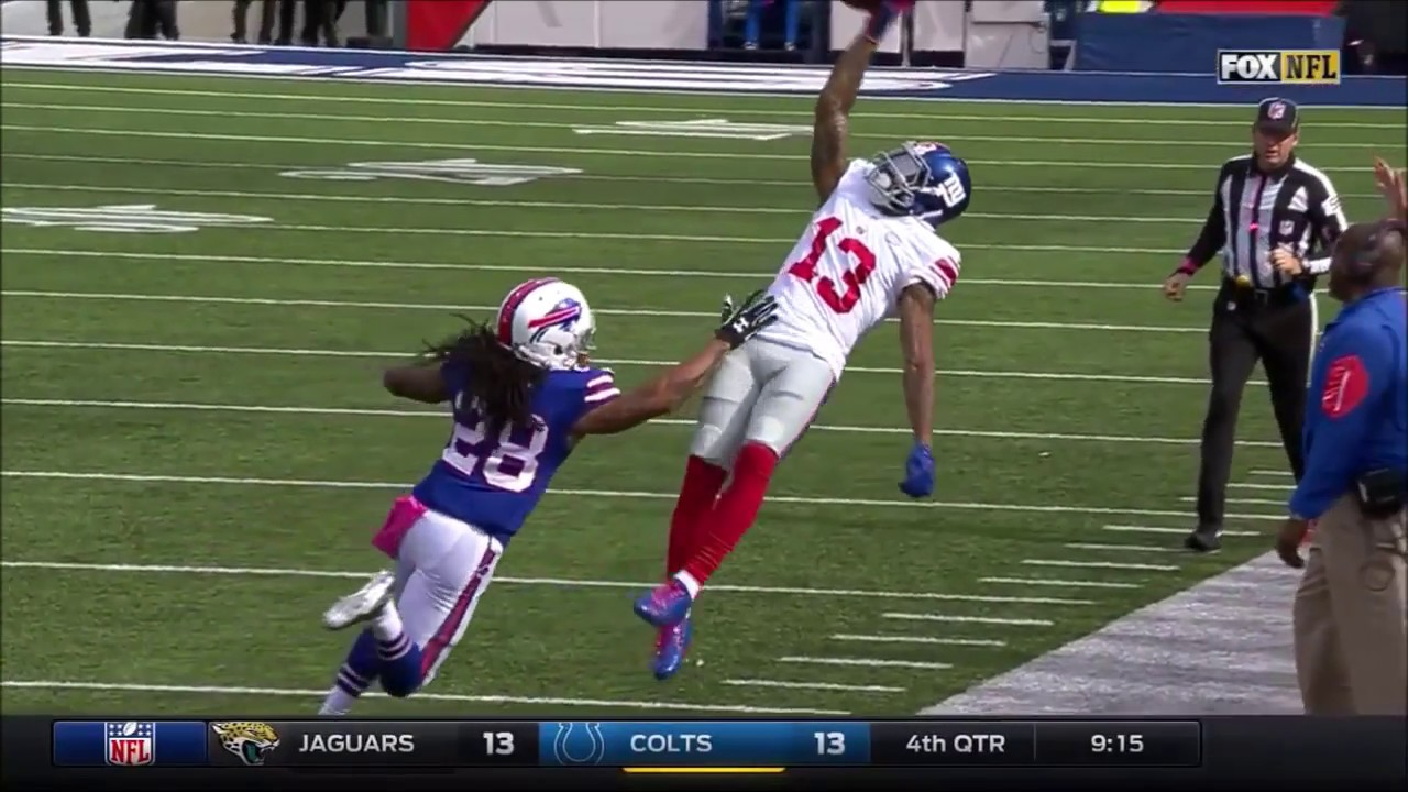 """Odell Beckham Jr 