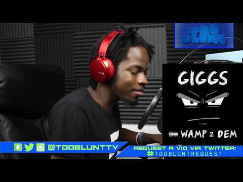 Giggs ft. Dave- Peligro (Dave Crushed it!) Wamp 2 Dem Reaction