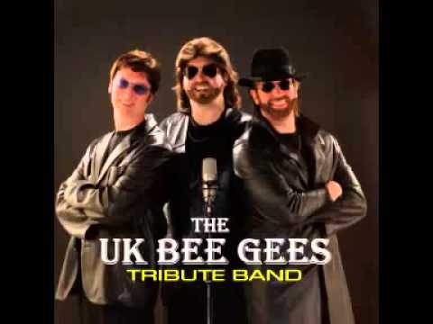 Bee Gees Words don't come easy wmv   YouTube